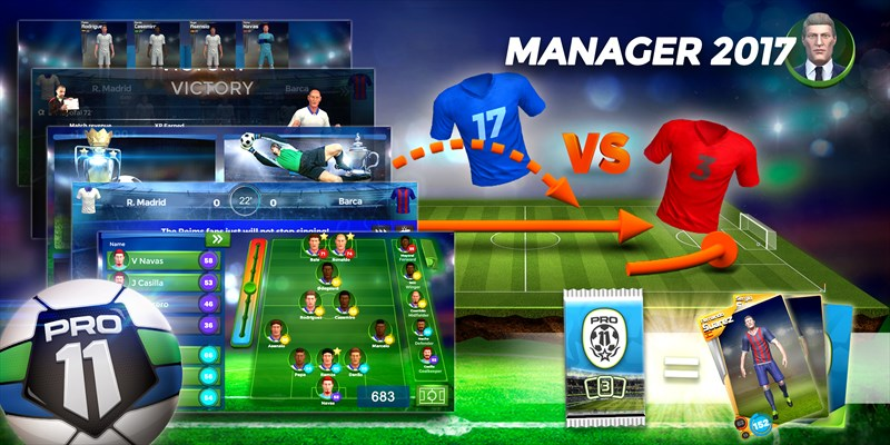 Get Pro 11 - Football Manager Game - Microsoft Store