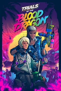 Carátula para el juego Trials of the Blood Dragon de Xbox One