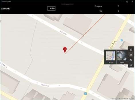 Antenna pointer Screenshots 2