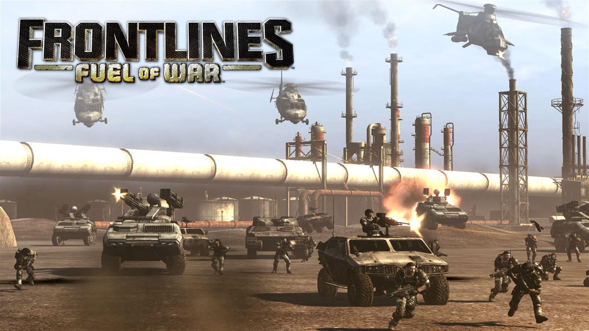 Buy Frontlines:Fuel of War - Microsoft Store
