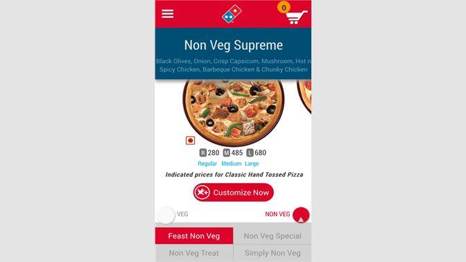 Get Domino's Pizza Online - Microsoft Store