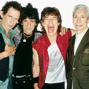 Get The Rolling Stones Music