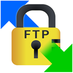 WinFTP Pro - FTP, FTP Manager, FTP Client, SFTP, WebDAV, SCP and S3 Client Logo