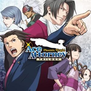 Phoenix Wright: Ace Attorney Trilogy Xbox One