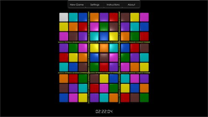 Sudoku Patterns