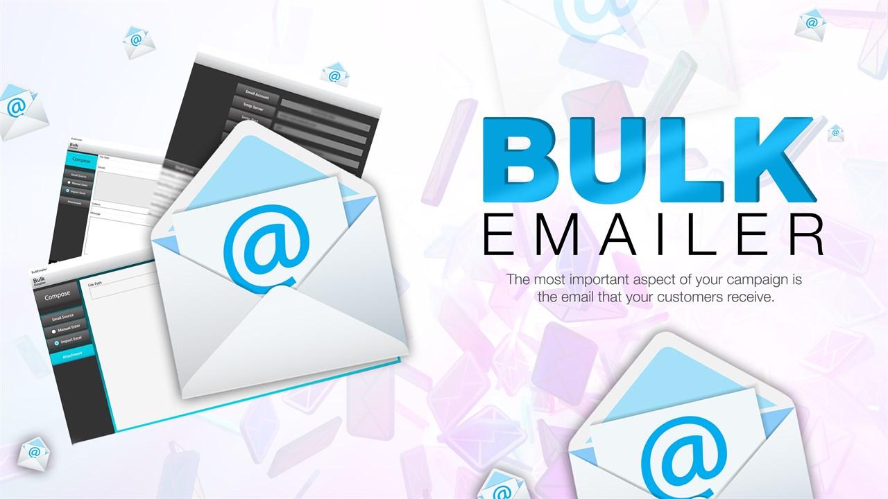 Get Bulk Emailer - Microsoft Store