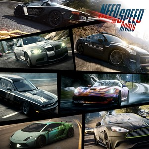 Need for Speed™ Rivals Loaded Garage Pack Xbox One
