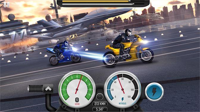 2 player motorbike racing games