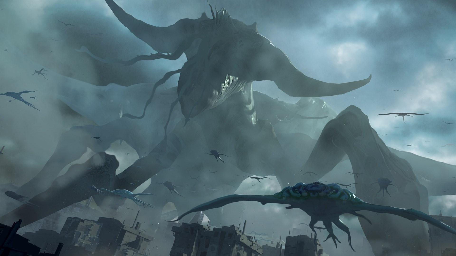 DLC 3 - Festering Skies
