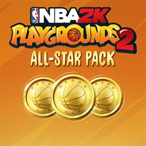 NBA 2K Playgrounds 2 All-Star Pack – 16,000 VC Xbox One