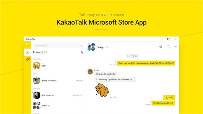 Get KakaoTalk - Microsoft Store