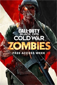 Call of Duty®: Black Ops Cold War - Zombies: Kostenloser Zugang - Xbox Series X|S