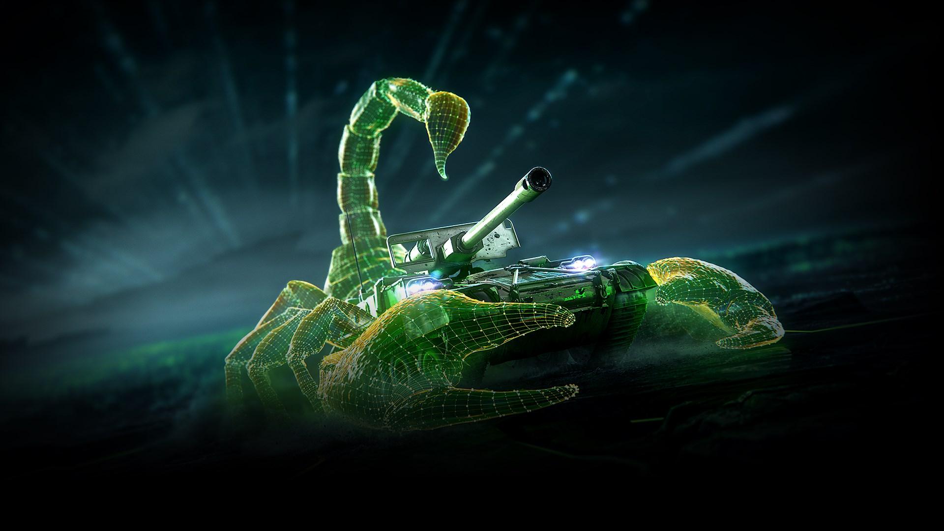Xbox Scorpion Bundle
