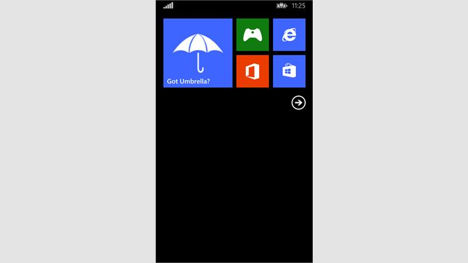 4b03c2ac75d24 Get Got Umbrella? - Microsoft Store en-AU