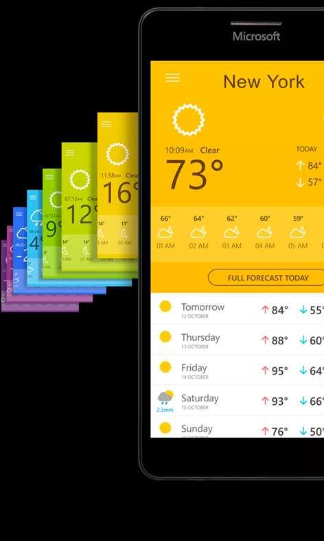 Buy The Weather 14 days - Microsoft Store Macedonia, FYRO
