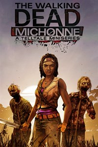 Carátula del juego The Walking Dead: Michonne - Ep. 1, In Too Deep