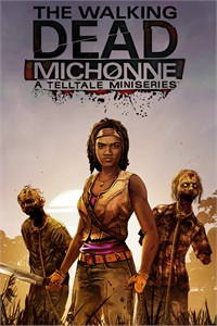 Carátula del juego The Walking Dead: Michonne - The Complete Season