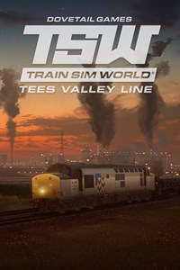 Carátula del juego Train Sim World: Tees Valley Line: Darlington – Saltburn