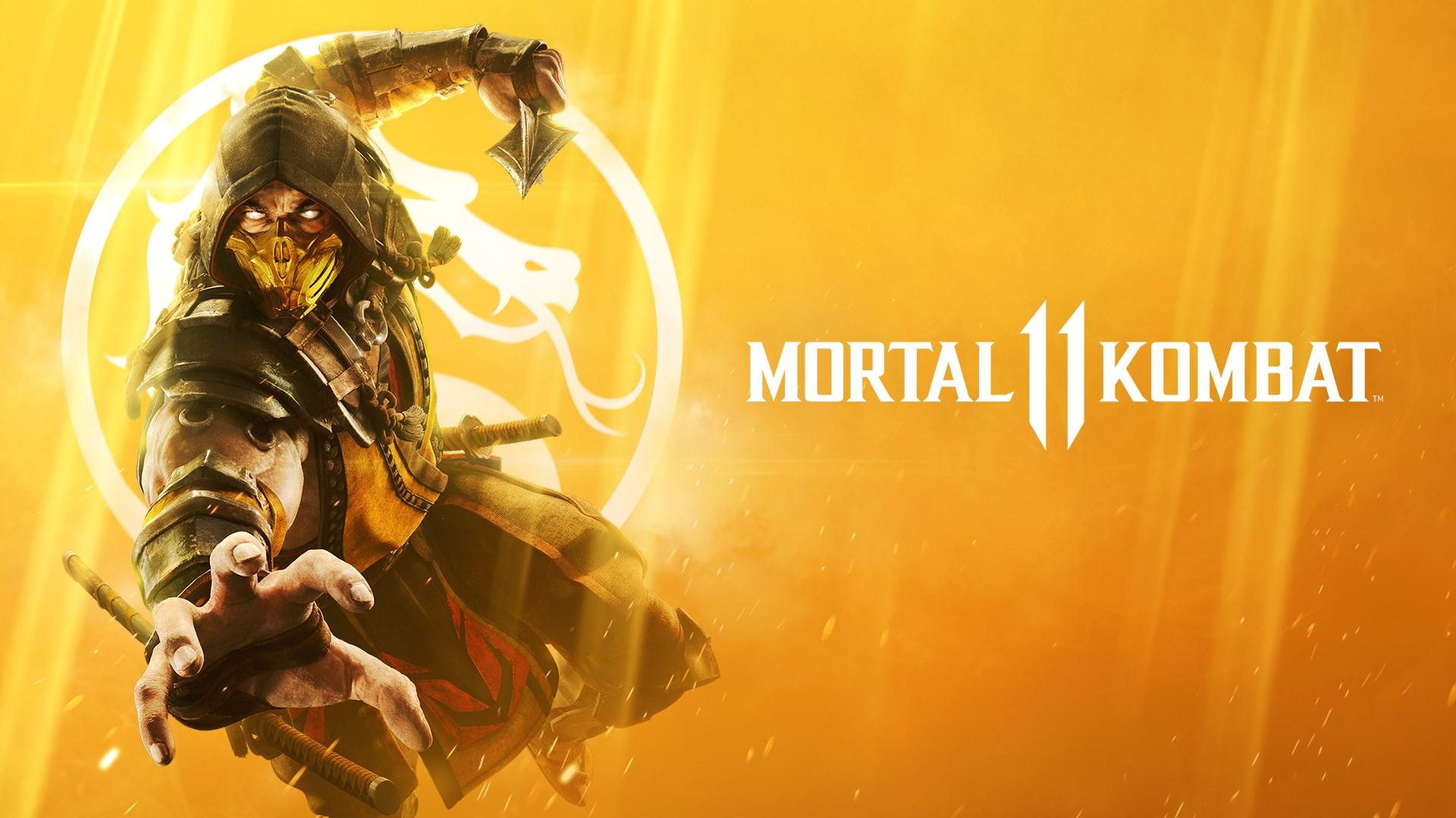 Скриншот №1 к Mortal Kombat 11
