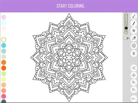 Get Zen Coloring Book For Adults