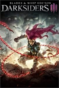 Carátula para el juego Darksiders III - Blades & Whip Edition de Xbox 360