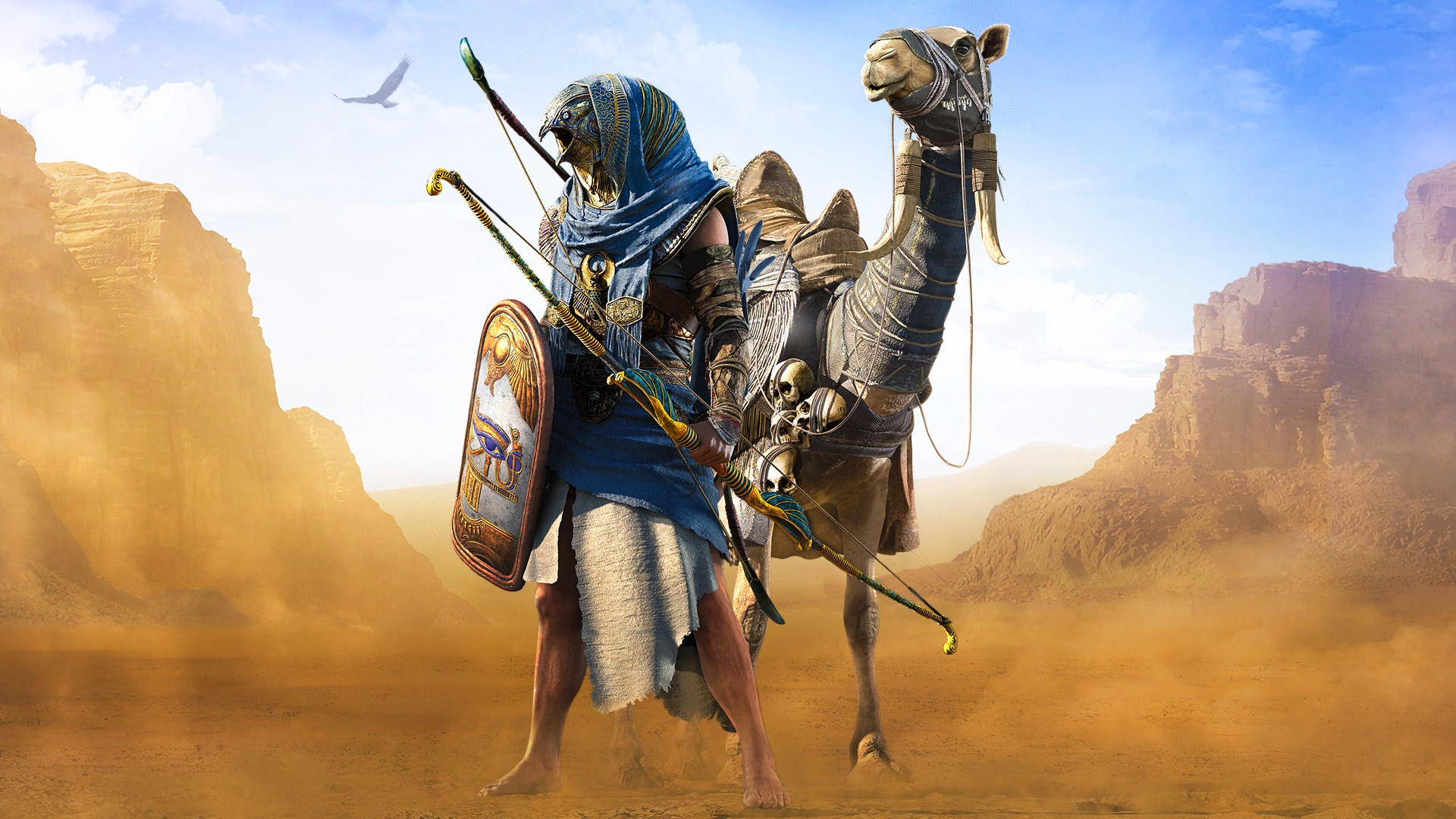 Assassin's Creed® Origins - HORUS PAKETİ