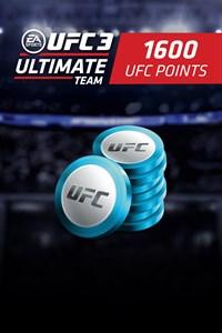 EA SPORTS™ UFC® 3 – 1600 UFC-POINT