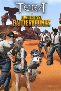 TERA: PUBG Weekend Warrior And Combat Casual Packs Are Now