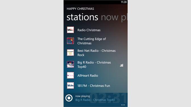 screenshot 1 screenshot 2 - Christmas Radio Station Fm