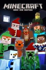 Buy Minecraft Festive Skin Pack - Microsoft Store en-GB