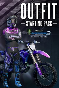 Monster Energy Supercross 3 - Outfit Starting Pack