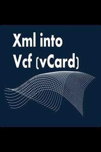 buy xml to vcf vcard microsoft store