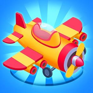 Merge Plane - Click Idle Tycoon