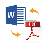 Word To PDF Convert Master Logo