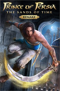 Prince of Persia: The Sands of Time Renovado