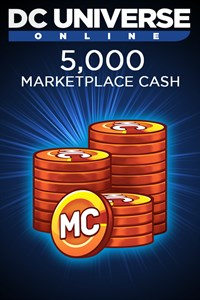 5,000 Marketplace Cash