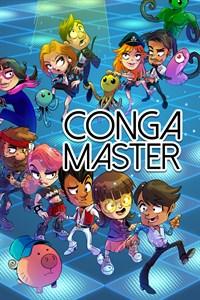Carátula para el juego Conga Master de Xbox 360