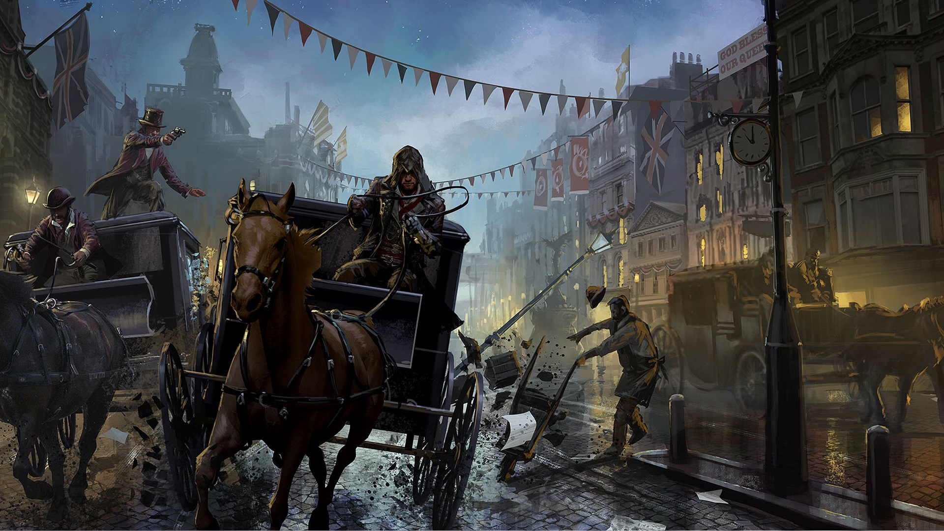 Buy Assassin S Creed Syndicate A Long Night Microsoft Store