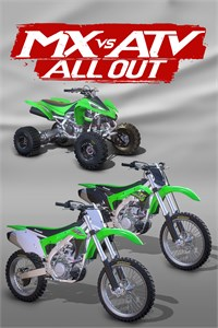 Carátula del juego 2017 Kawasaki Vehicle Bundle