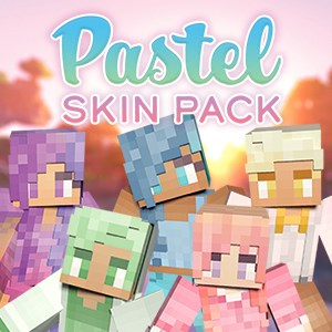 Pastel Skin Pack by Eneija