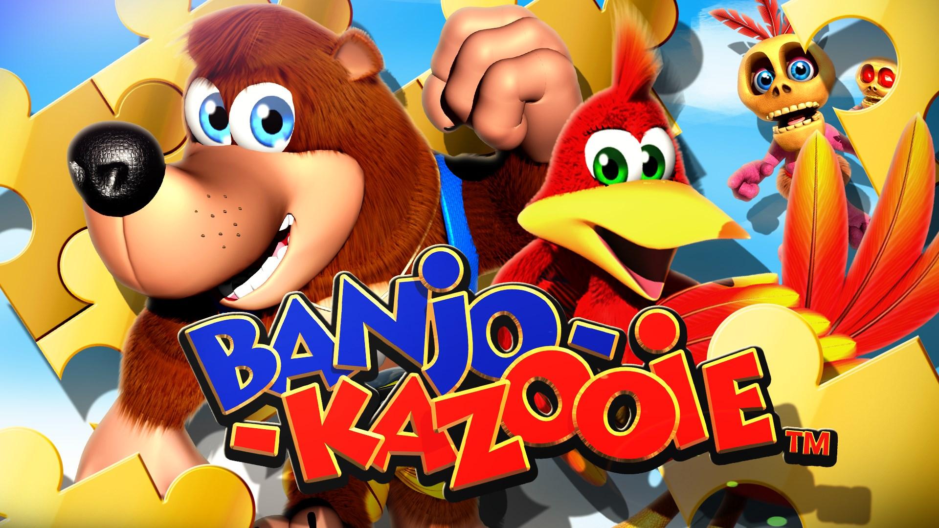banjo kazooie games online play free