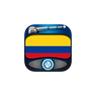 Radio Colombia – Radio Colombia FM & AM: Listen Live Colombia Radio Stations Online + Talk Stations