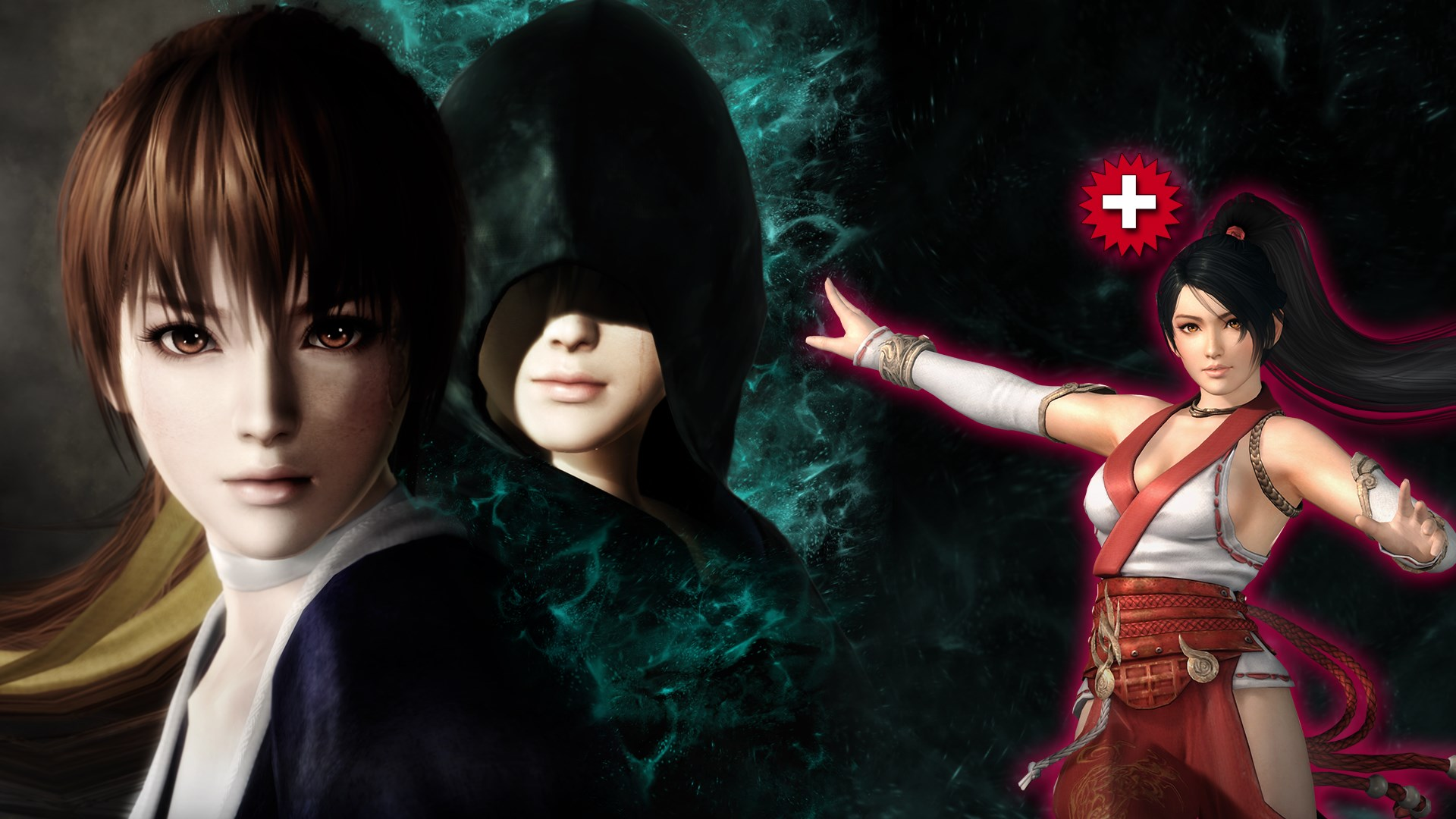 Limited Time Only! DOA5LR: Core Fighters + Momiji