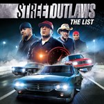 Street Outlaws: The List Logo