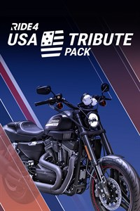 RIDE 4 - USA Tribute Pack