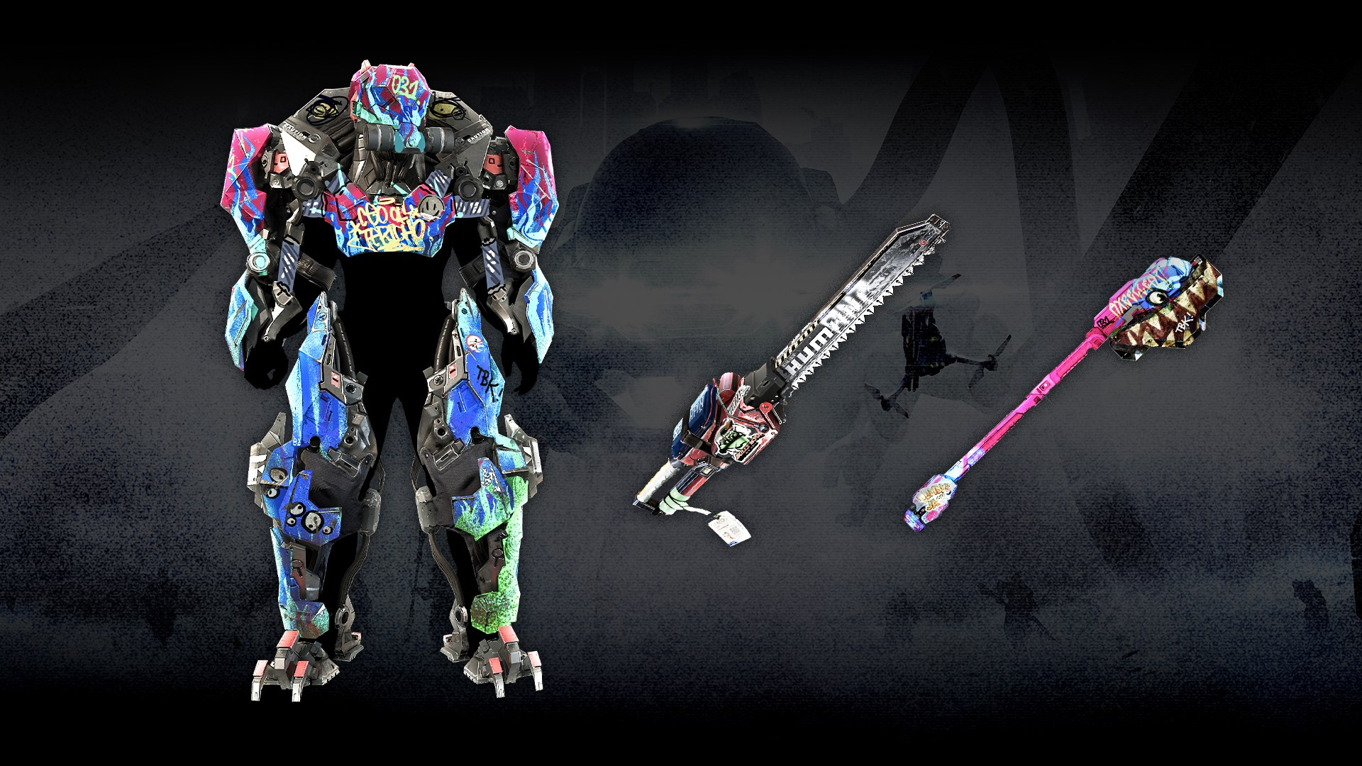 The Surge 2 - URBN Gear Pack