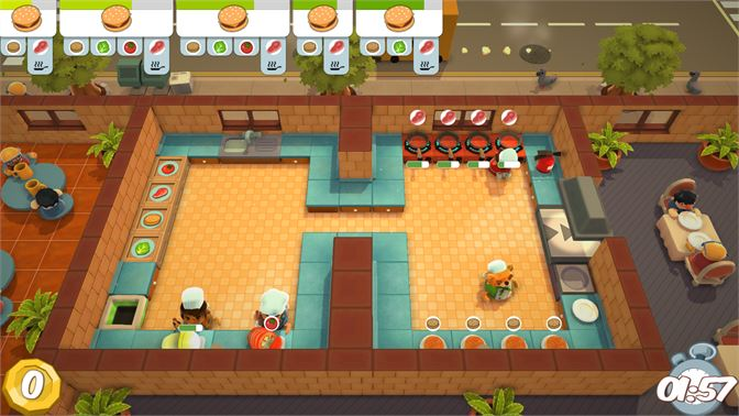 Comprar Overcooked - Microsoft Store pt-BR