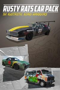 Carátula del juego Rusty Rats Car Pack