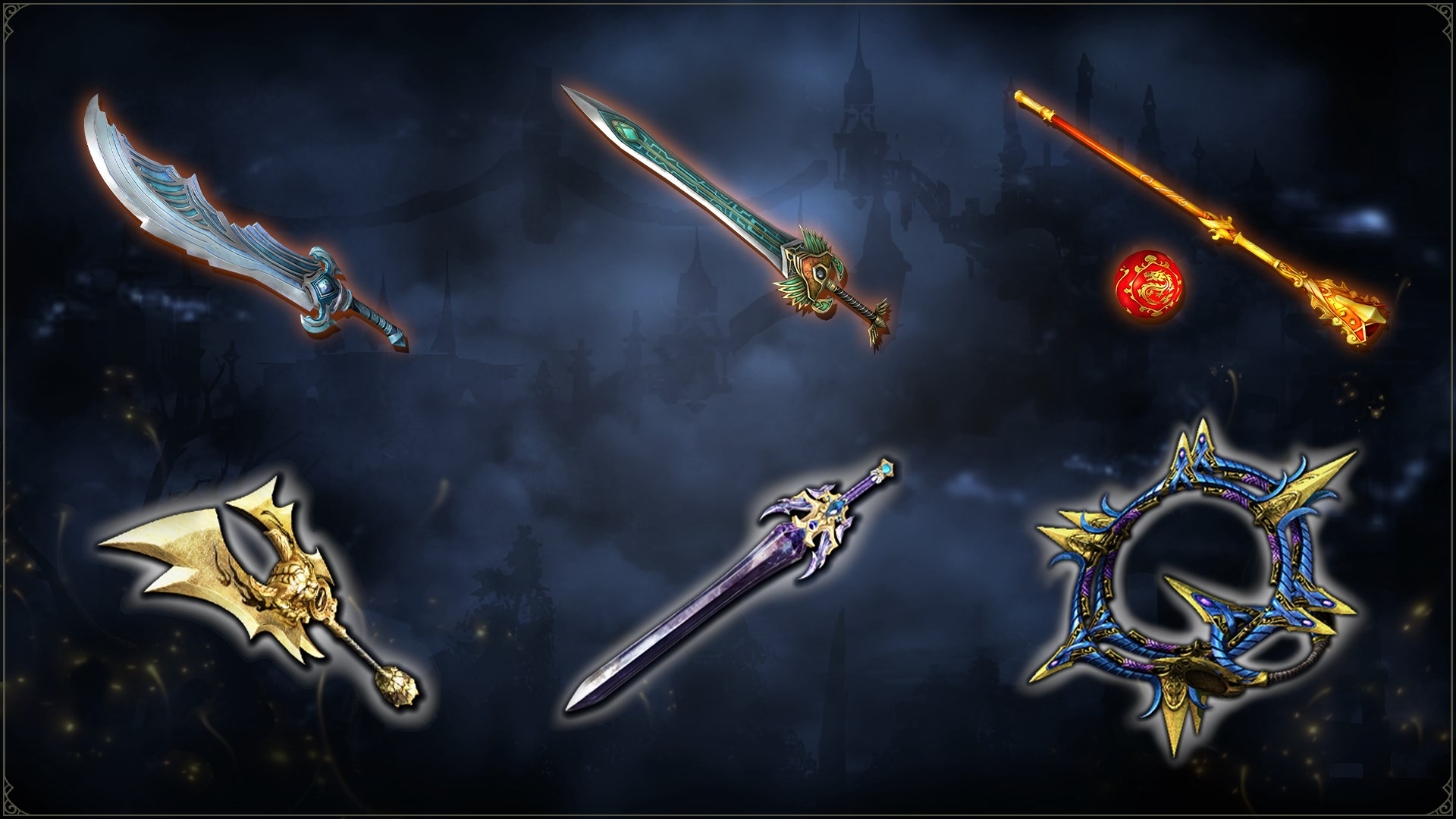 WARRIORS OROCHI 4: Legendary Weapons Pack