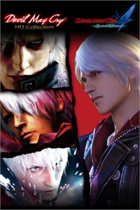 Carátula del juego Devil May Cry HD Collection & 4SE Bundle